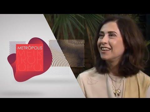 Metrópolis: Fernanda Torres