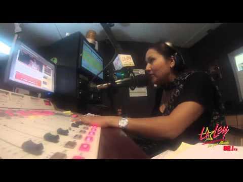 Ana Maria Ramirez en vivo desde La Ley 92.1Fm