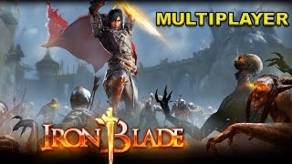 IRON BLADE MEDIEVAL LEGENDS RPG (PvP Multiplayer) Gameplay - iOS / Android