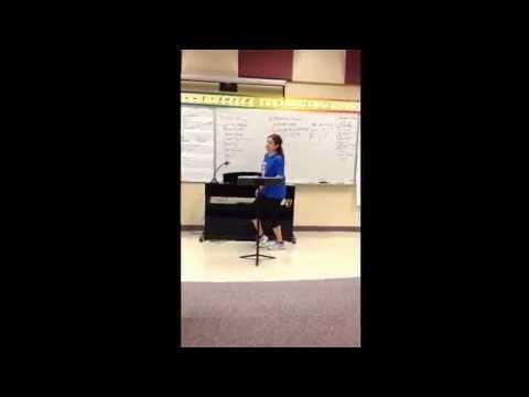 Don't Be Cruel- Choreography Boone Grove High School