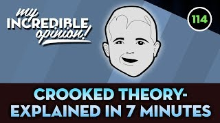 Ep114- Crooked Theory Explained in 7 minutes [My Incredible Opinion]
