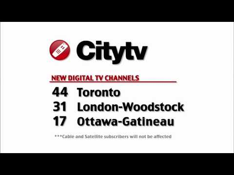 Citytv digital transition PSA, 3rd version (2011-08-06)