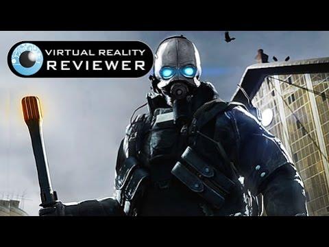 Oculus Rift DK2: Half Life 2 VR Mod & Razer Hydra