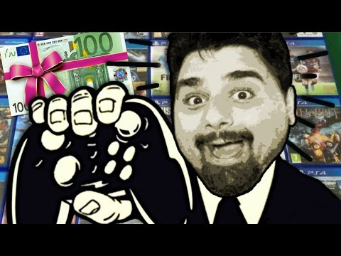 HO SPESO 100 EURO IN VIDEOGIOCHI