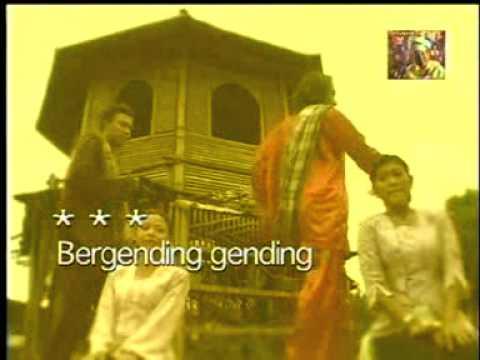 Bergending Dang Gong-S.M Salim & siti Nurhaliza (Karaoke Version)