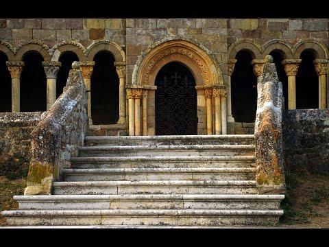 Fotos de: Burgos - Románico - Rebolledo de la Torre - Iglesia de San Julian y Santa Basilisa