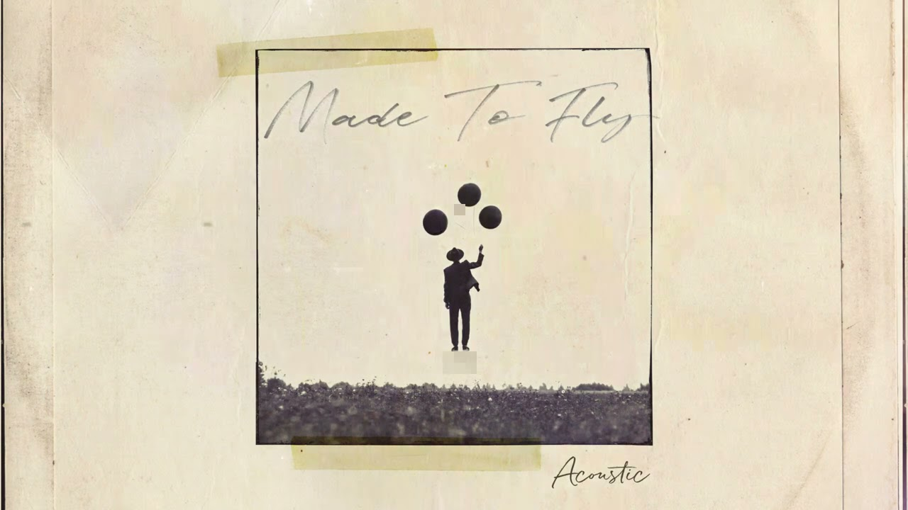 Colton Dixon - Made To Fly (Acoustic) [Official Audio]