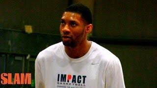 cj aiken 2013 nba draft workout impact basketball training st joe s basketball