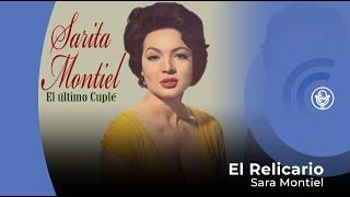 """Sara Montiel - El Relicario - Del Film """"El Último Cuplé"""" (con letra - lyrics video)"""