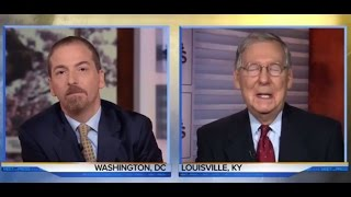 Mitch McConnell has meltdown when challenged on Supreme Court Hypocrisy