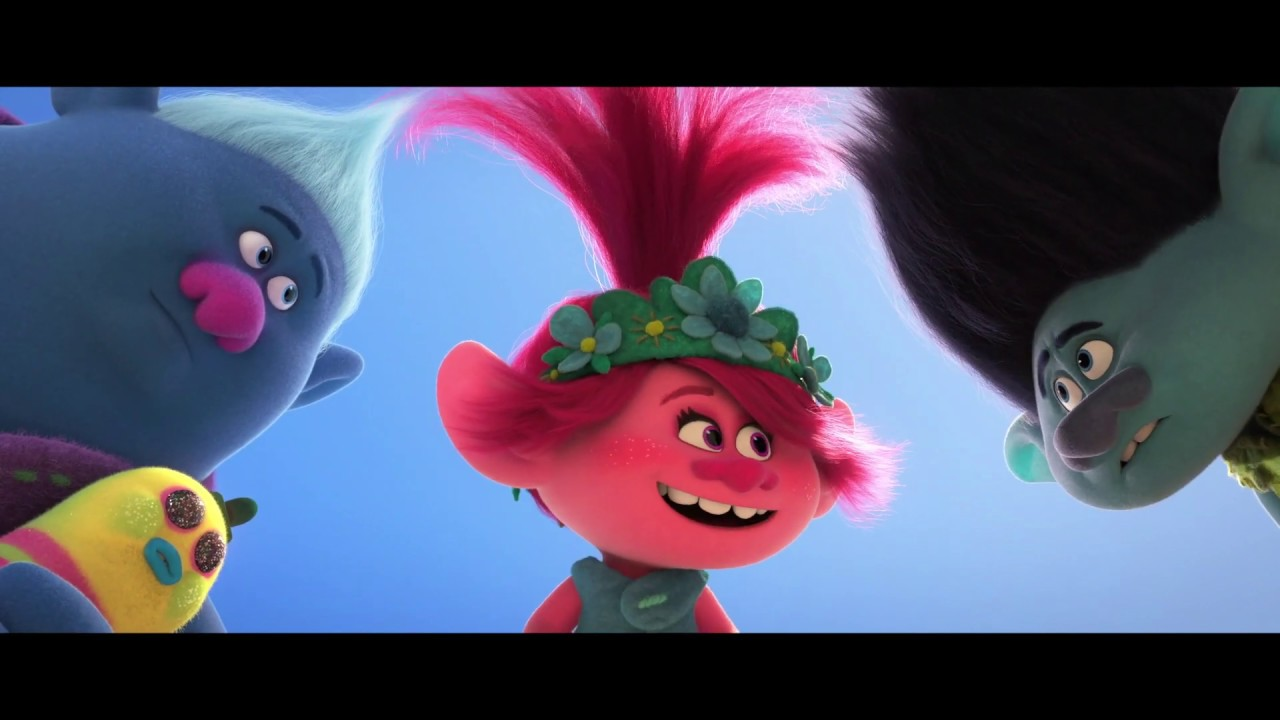 Trolls World Tour 2020 The Pop Trolls Perform For The Country Trolls Movie Clip Youtube