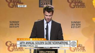 Golden Globe Nominees Announcement