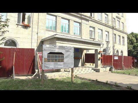 Телеканал Новий Чернігів: Капітальний ремонт проводять у школах Чернігова | Телеканал Новий Чернігів