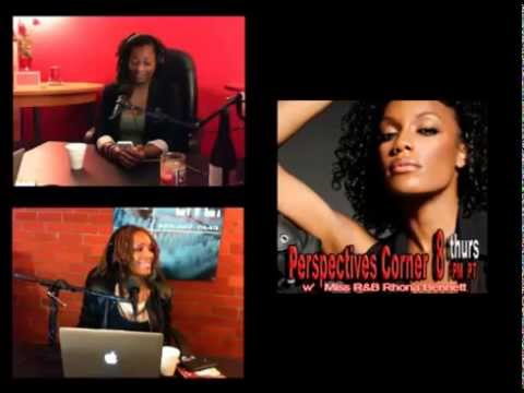 "The Best In Gospel Music! ~ Perspective's Corner w/ Rhona ""Rho"" Bennett"