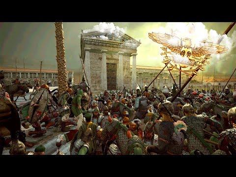 Total War: Rome II - Армения (Первый Триумф!) #4