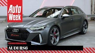 homepage tile video photo for Audi RS6 - Eerste kennismaking