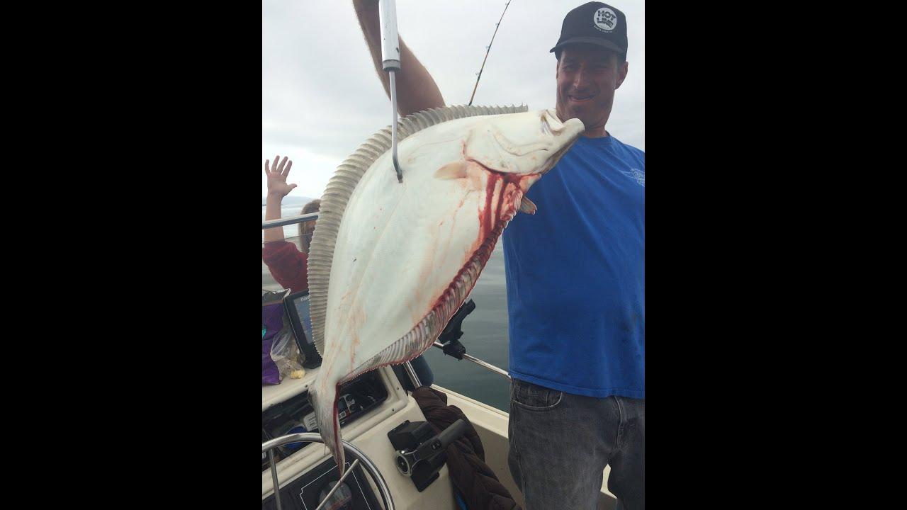 Santa cruz halibut and lingcod fishing august 1 2015 for Santa cruz fishing