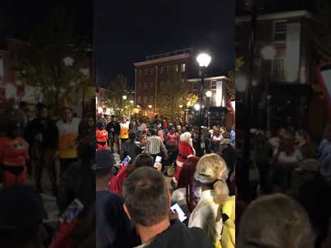 Fells Point Halloween 2020 Halloween Fells Point 2018   YouTube