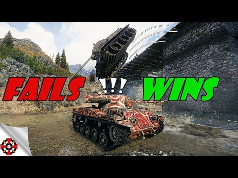 World of Tanks - Funny Moments   WINS vs FAILS! (WoT fails, September 2018) thumbnail