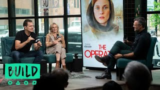 "Diane Kruger & Yuval Adler Discuss The Film, ""The Operative"""