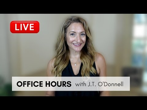 Office Hour - Networking For Introverts, ATS, Disruptive Job Search & More!