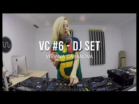 Viviana Casanova - VC #6 DJ SET / Tech House Live on Pioneer CDJ-2000 Nexus 2
