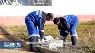 Технология быстрой установки шлагбаумов(, 2013-11-12T09:11:36.000Z)