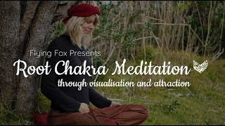 Powerful Root Chakra Meditation ★ For Grounding, Energy, Inner Power And Self-Confidence