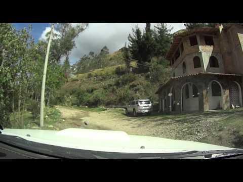 Rutas Provincia de Celendin - Cajamarca Region - Peru Part 2