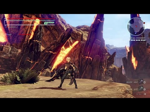 God Eater 3 - First Gameplay (Stream Recorded)