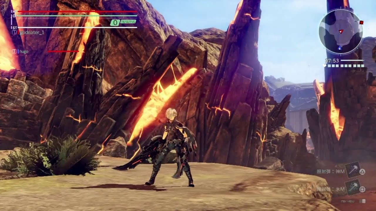 God Eater 3 - First Gameplay (Stream Recorded) - YouTube