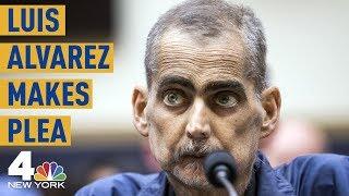 Luis Alvarez's Final Interview: 9/11 Hero Asks For Ground Zero First Responder Funding from Hospice