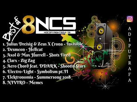 8 LAGU NCS TERBAIK SEPANJANG 2018-2019 (COCOK UNTUK BACKSOUND GAMING & VLOG)