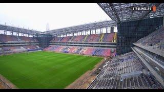 Стадион ЦСКА когда красно синие переедут в новый дом