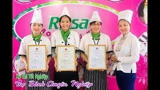 Cảm nhận học viên lớp Bánh tại Dạy nghề Rosa học theo diện miễn 100% học phí cho BHTN