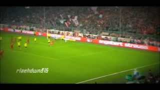 Dante Bonfim :: The Wall :: 12-13 HD