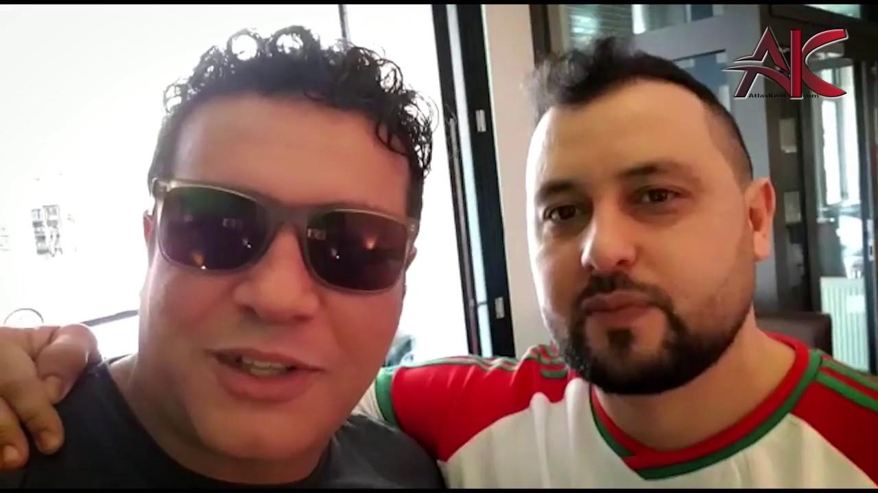 مغاربة العالم، مثقفون، فنانون و اعلاميون يشجعون المنتخب الوطني المغربي في روسيا