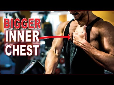 Exercises to Build your Inner Chest