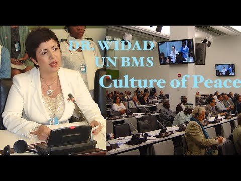 Dr. Widad Akreyi speech at the UN BMS 2010 (delivered in Arabic, translation under the video)
