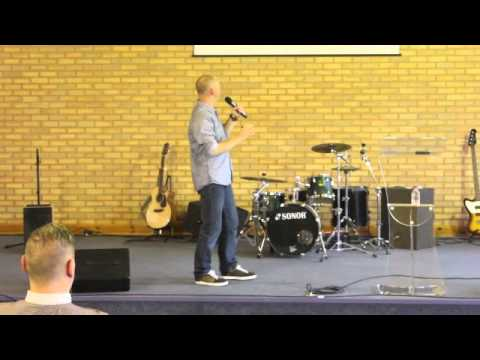 Alex Brown - 16.10.2013 - There Is A Higher Plan At Work