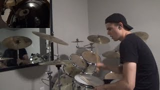 Download lagu The Glorious Sons Sawed Off Shotgun Drum Cover by AGR4 MP3