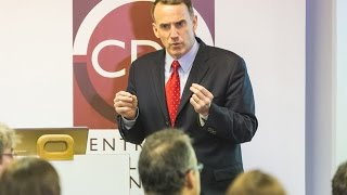 Edward Glaeser on skills and entrepreneurship