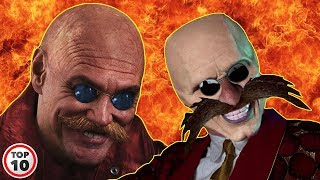 Top 10 Scary Eggman Facts