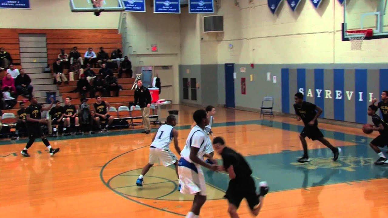 Sayreville High School Basketball