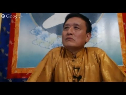 The 21 Nails: Guided Dzogchen Meditation