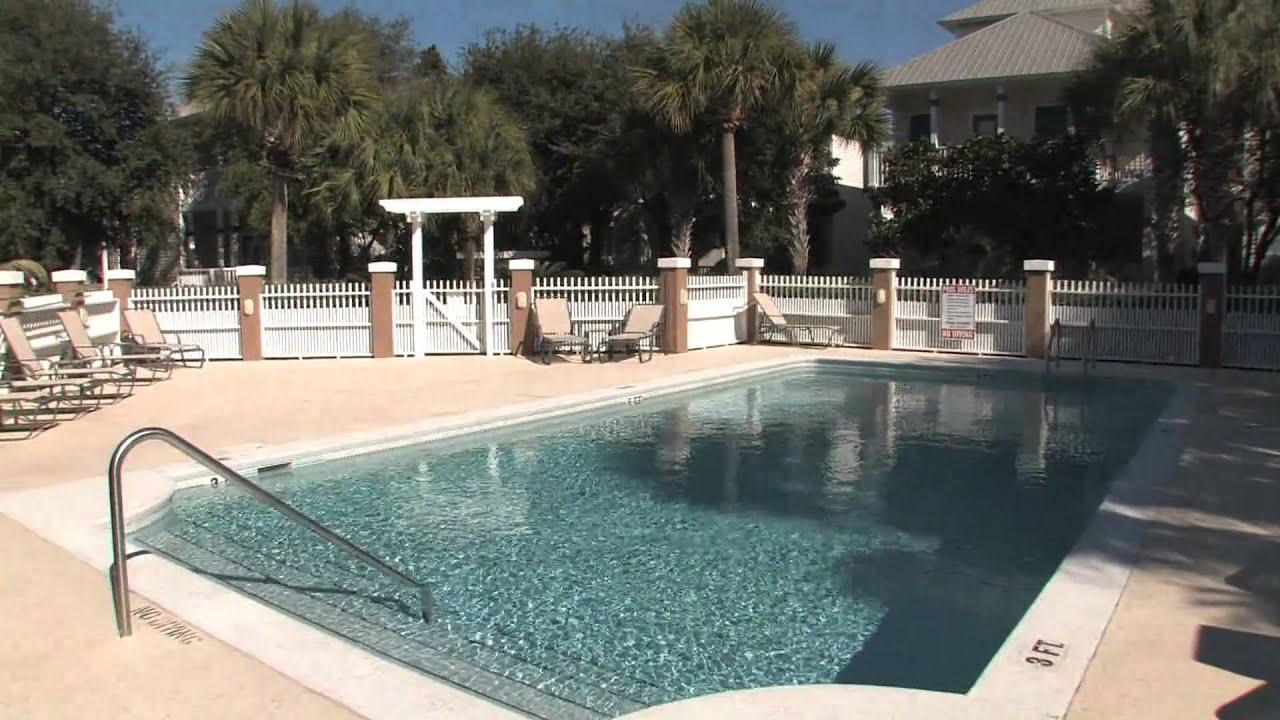 Sandcastle Escapes Old Florida Cottages Santa Rosa Beach Fl M2t