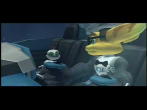 Ratchet & Clank 2 100% Walkthrough: Part 36 - Deep Space Disposal - These...ahh...Thigamagigs