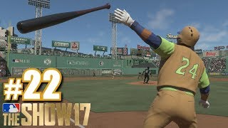 GARY SANCHEZ MUSCLES UP! | MLB The Show 17 | Diamond Dynasty #22