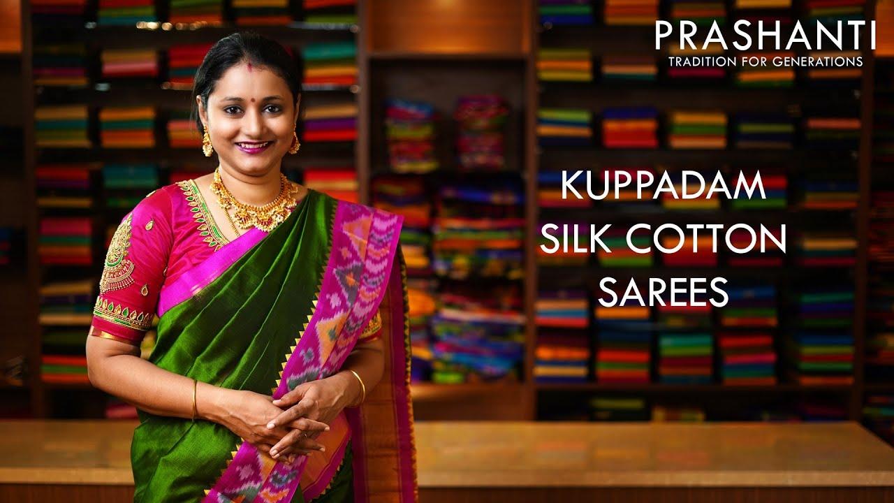 Kuppadam Silk cottons | 28 Oct 2020 | Prashanti