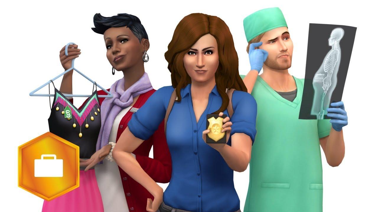 The Sims 4 Witaj w pracy: oficjalny zwiastun | Xbox i PS4
